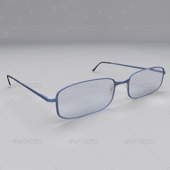Stylish glasses design