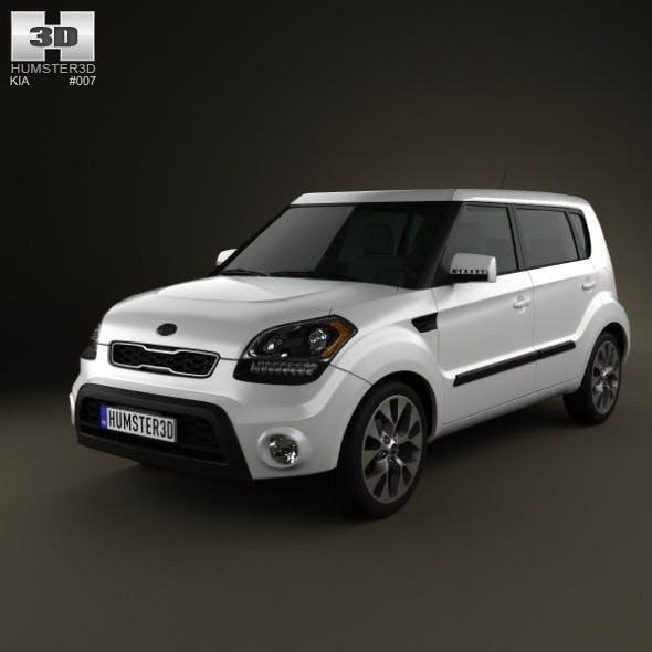 Dodge Nitro 2011 - 3DOcean Item for Sale