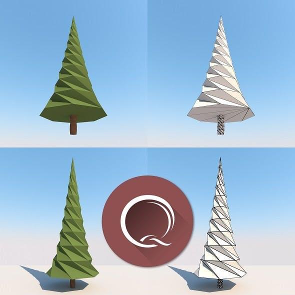 Low Poly Spruce