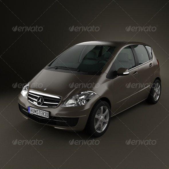 Mercedes-Benz A-Class 5door