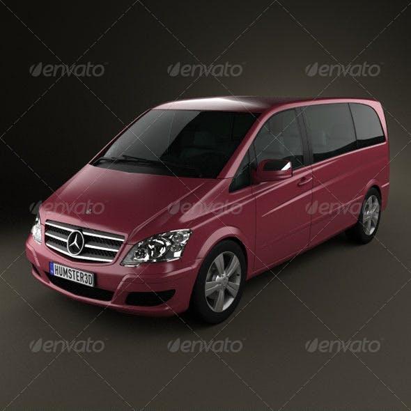 Mercedes-Benz Viano Compact