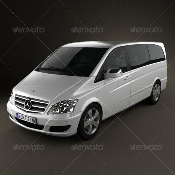 Mercedes-Benz Viano Long