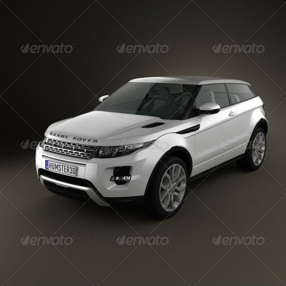 Range-Rover Evoque 2011