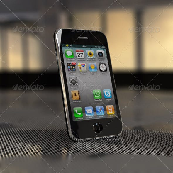 iPhone 3GS