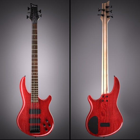Bass Guitar - Dean Edge 5 Strings