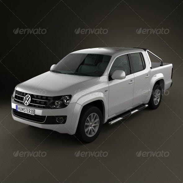 Volkswagen Amarok CrewCab 2011