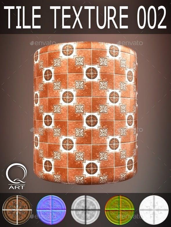 Tile Textures 002 - 3DOcean Item for Sale