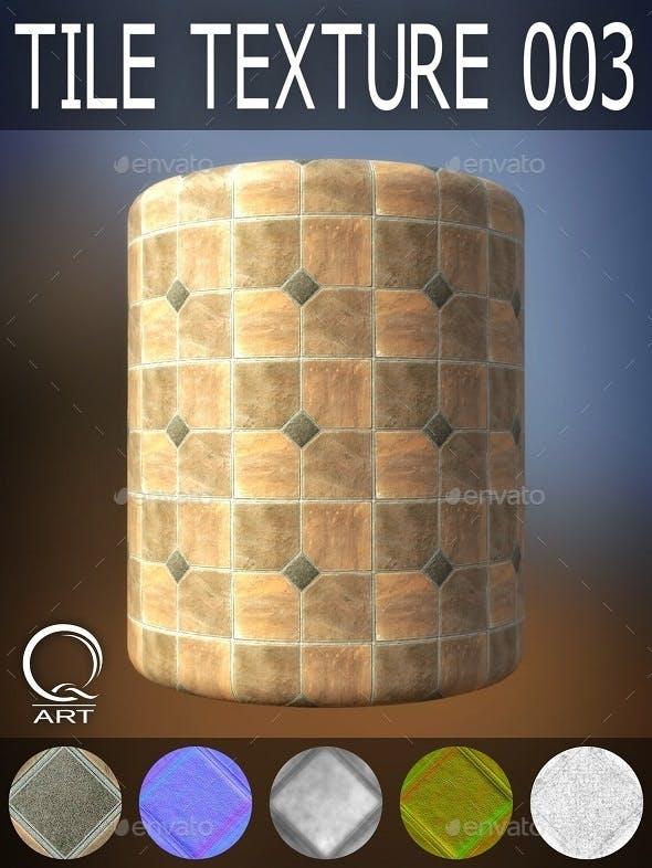 Tile Textures 003 - 3DOcean Item for Sale