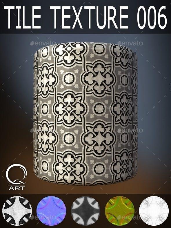 Tile Textures 006 - 3DOcean Item for Sale