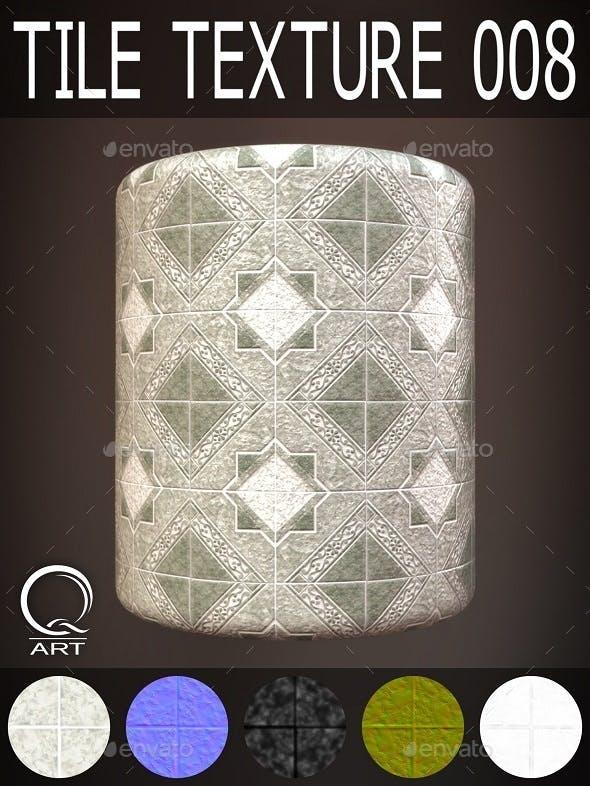 Tile Textures 008 - 3DOcean Item for Sale