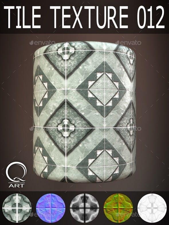 Tile Textures 012 - 3DOcean Item for Sale