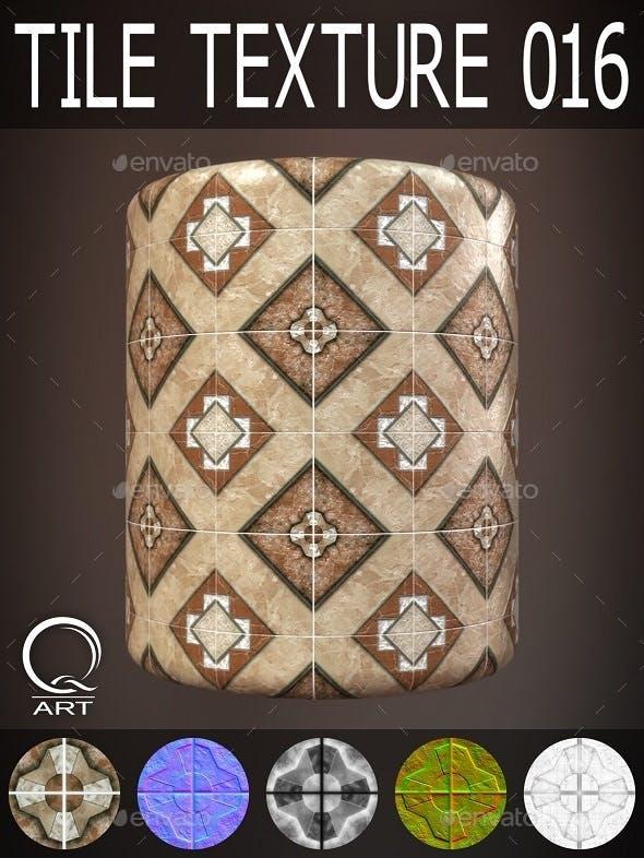 Tile Textures 016 - 3DOcean Item for Sale
