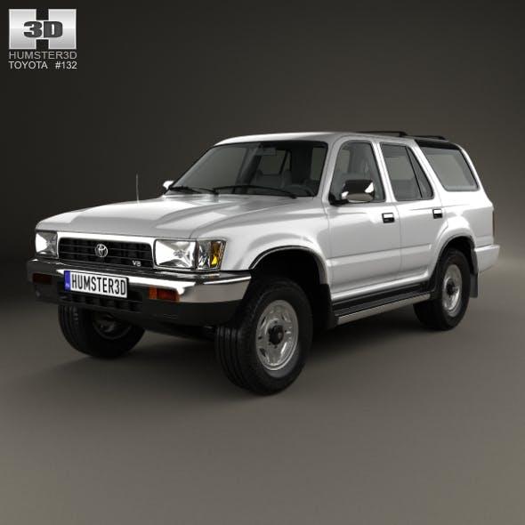 Toyota 4Runner 1992