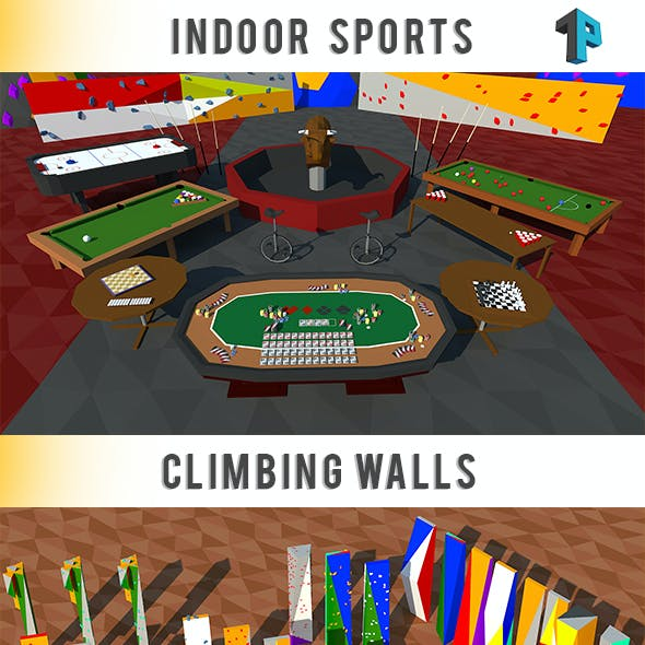 Indoor Games - Ultimate Sport Pack