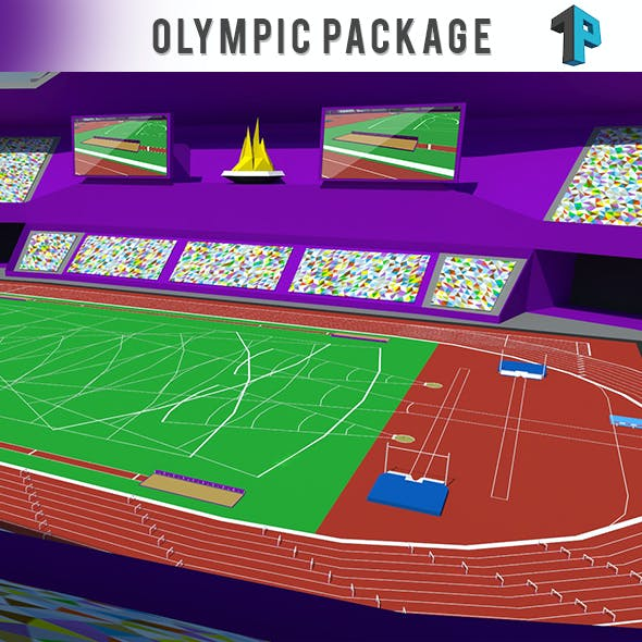 Olimpic Games - Ultimate Sport Pack