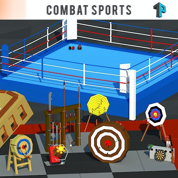 Combat sports - Ultimate Sport Pack