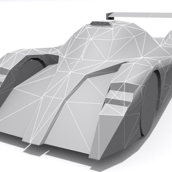 Toyota GT-One - Base