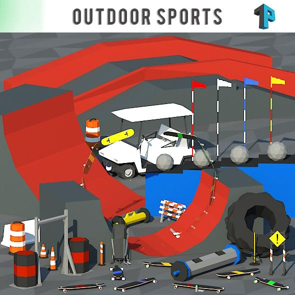Outdoor Sports - Ultimate Sport Pack