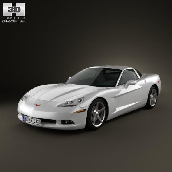Chevrolet Corvette (C6) 2011 - 3DOcean Item for Sale