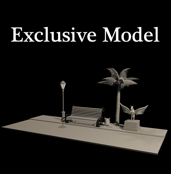 Complete Model - 3DOcean Item for Sale