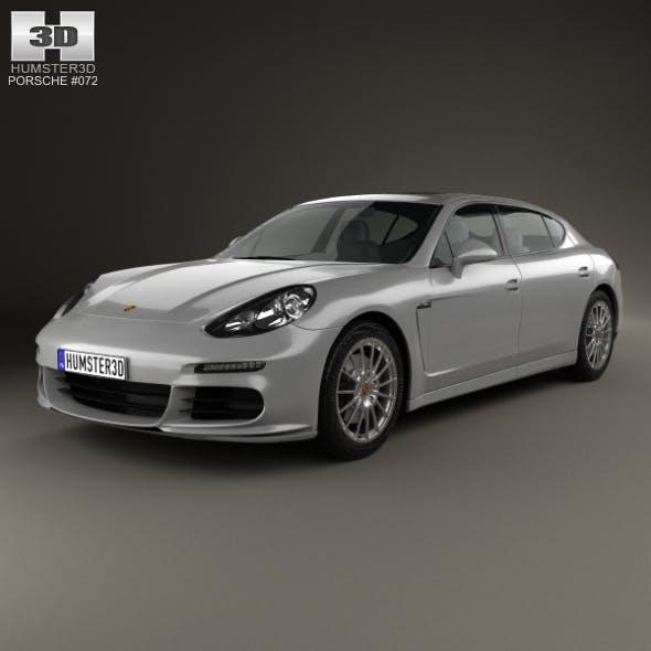 Porsche Panamera Turbo Executive 2014 - 3DOcean Item for Sale