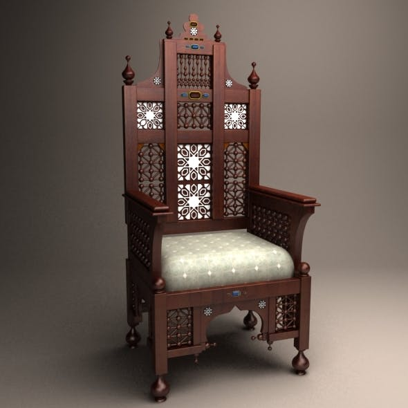 Arabian Chair