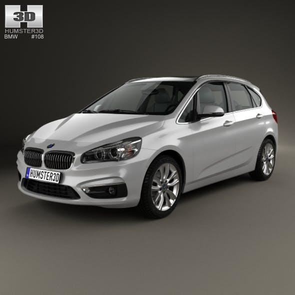 BMW 2 Series Active Tourer (F45) 2014