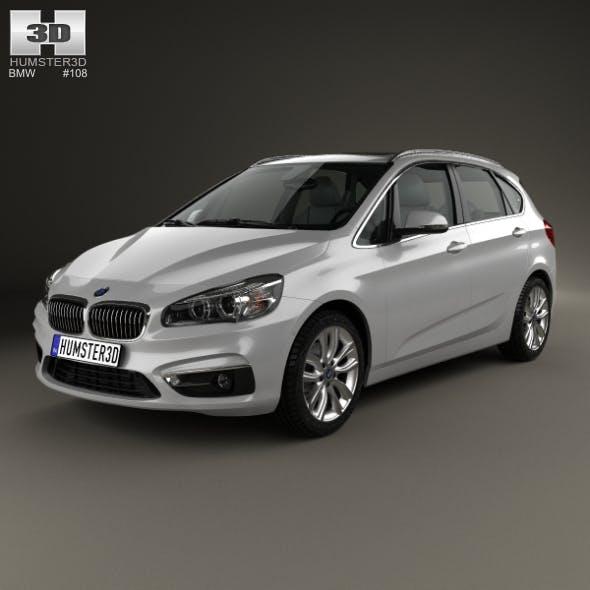 BMW 2 Series Active Tourer (F45) 2014