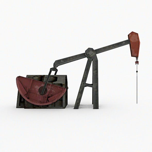 Oil Pump (Pumpjack)