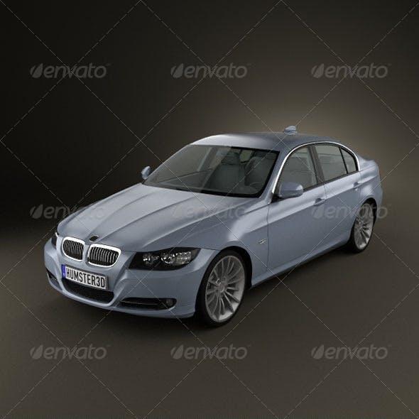 BMW 3-series Sedan 2011