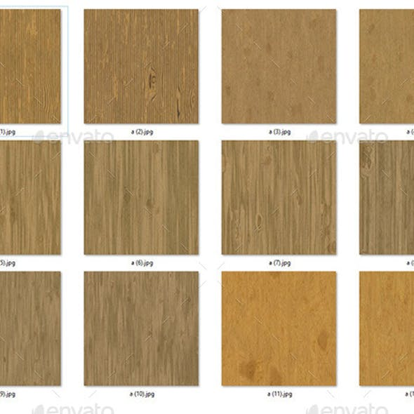 12 seamless wood texture