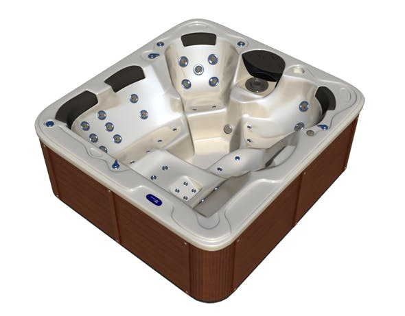 Hot Tub AMC 2230 - 3DOcean Item for Sale