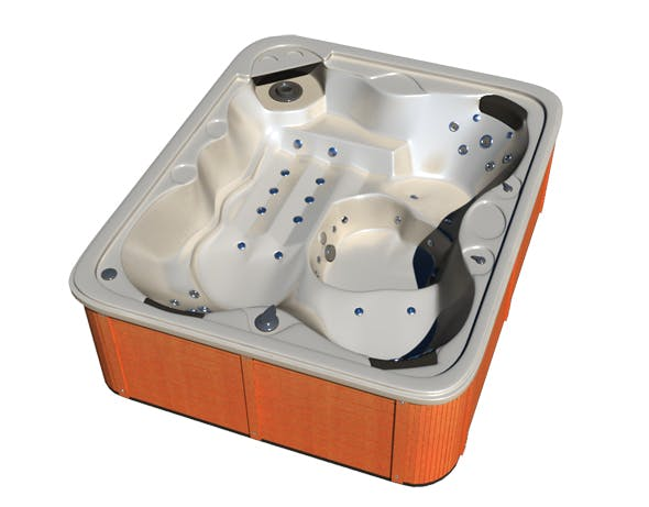 Hot Tub AMC 2090 - 3DOcean Item for Sale