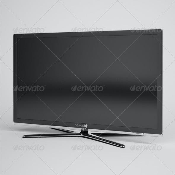CGAxis TV Flatscreen Electronics 01