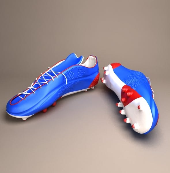 Soccer cleats - 3DOcean Item for Sale