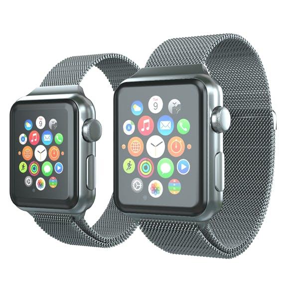 Apple watch v2 - 3DOcean Item for Sale