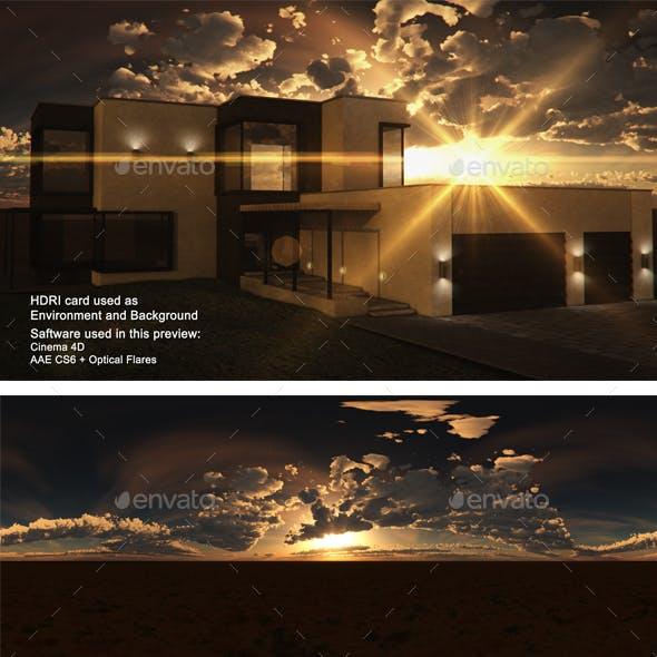 Sunset Desert 38
