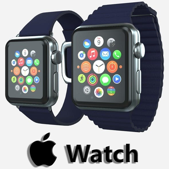 Apple watch v5