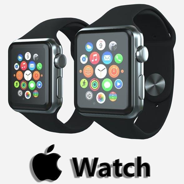 Apple watch v6 - 3DOcean Item for Sale
