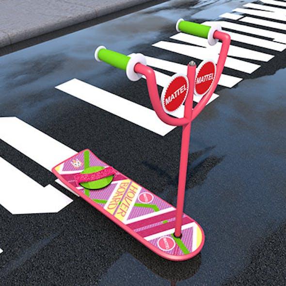 Hoverboard BTTF