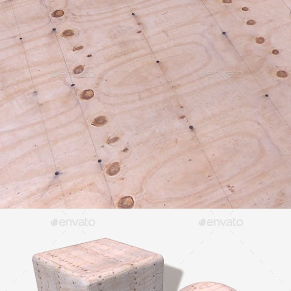 Wooden Sheets Seamless Texture