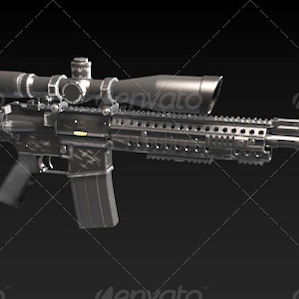 M4 Sniper Rife