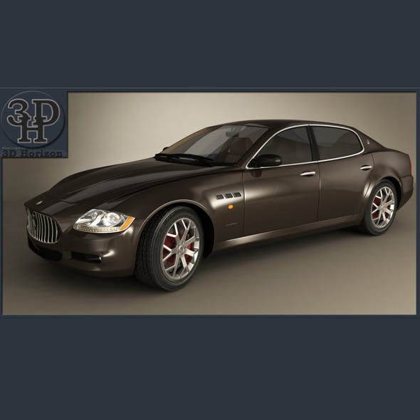 Maserati Quattroporte 2012