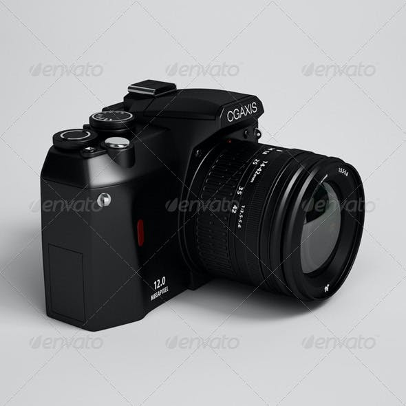 CGAxis Camera Electronics 34