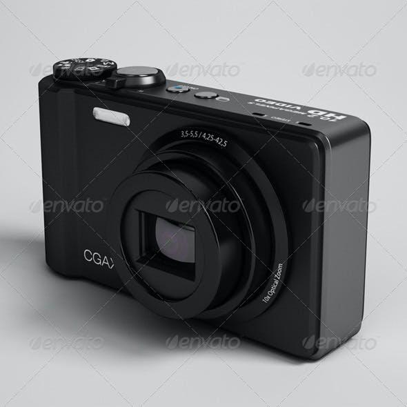 CGAxis Camera Electrionics 35