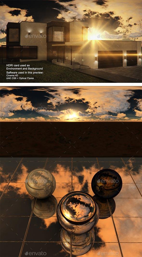 Sunset Desert 39 - 3DOcean Item for Sale