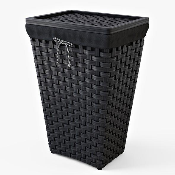Laundry Basket IKEA KNARRA - 3DOcean Item for Sale