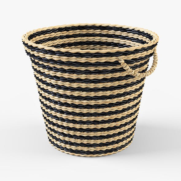 Wicker Basket Ikea Maffens