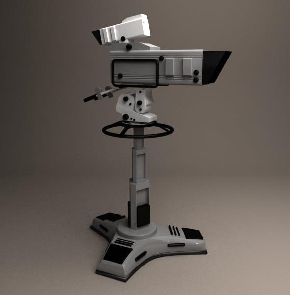 Studio Cam - 3DOcean Item for Sale