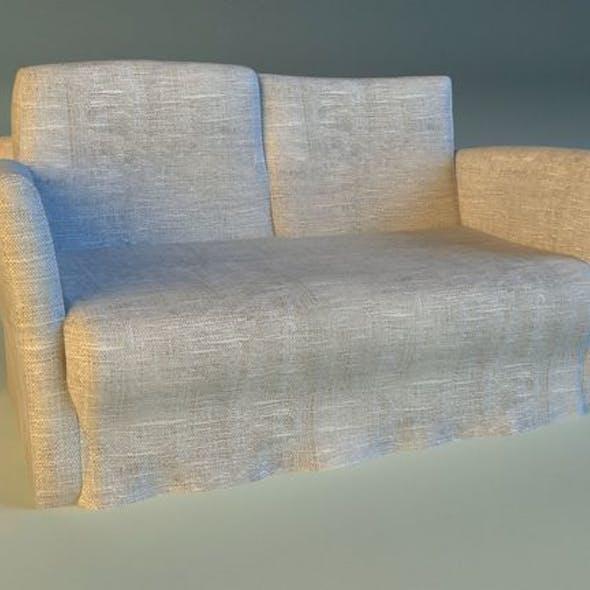 Sofa  white cloth